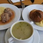 9 советов для здорового обеда в столовой или фастфуде