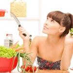 Смена диеты: с чего начать?