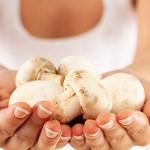 Грибная диета и основные ее особенности