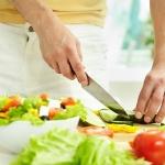 Техника еды при похудении