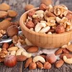 Орехи — идеальный продукт, заменяющий вредные блюда в рационе