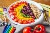 Радуга в тарелке: почему важно есть разноцветную еду?
