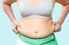 Жир на животе не всегда является причиной калорий. Узнайте, как распознать «стрессовый живот»