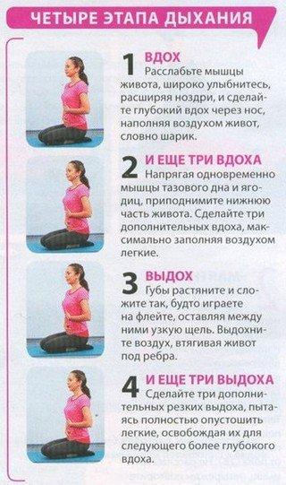 оксисайз - дыхательная гимнастика