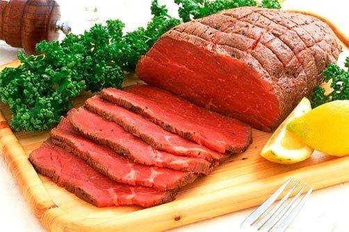 мясная диета фото