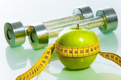 способы убрать жир с живота