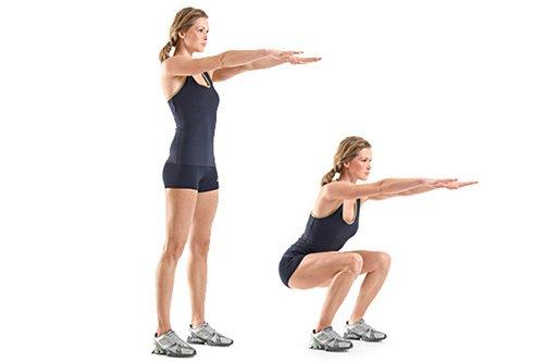упражнения от целлюлита фото
