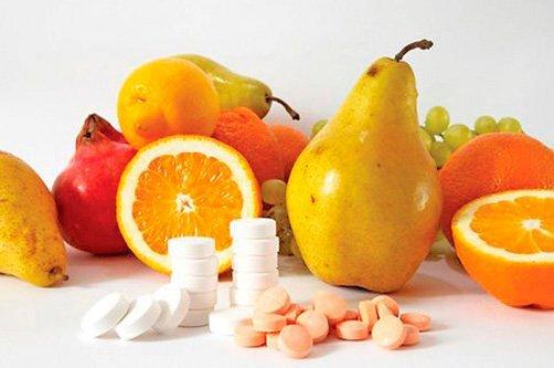 роль витаминов в обмене веществ фото