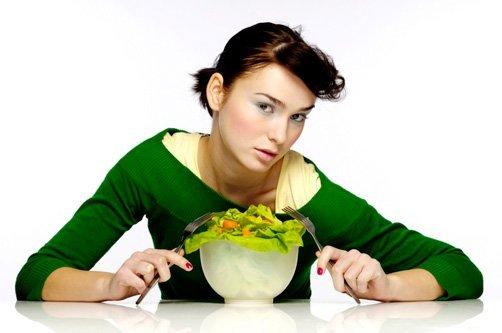 салат для похудения с имбирем фото