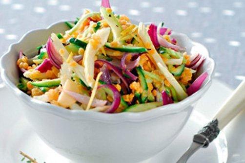 салат из сельдерея для похудения фото