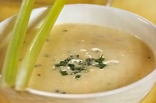 суп из сельдерея для похудения фото
