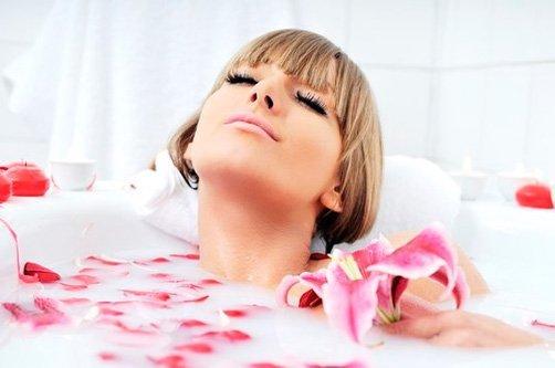 ванна клеопатры для похудения фото