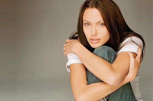Анджелина Джоли анорексия фото