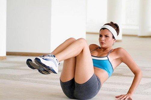 гимнастика для похудения фото