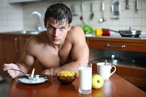питание для похудения мужчины фото