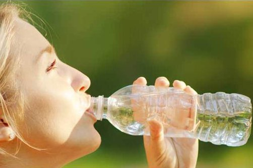 похудение с помощью воды фото