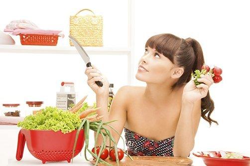 программа питания для похудения и сушки