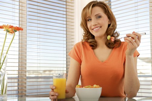 рацион питания для похудения фото