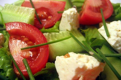 рецепты диетических салатов для похудения фото