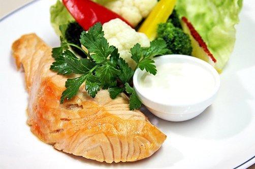рецепты легкого ужина для похудения фото