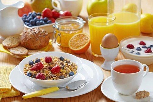 рецепты полезного завтрака для похудения фото