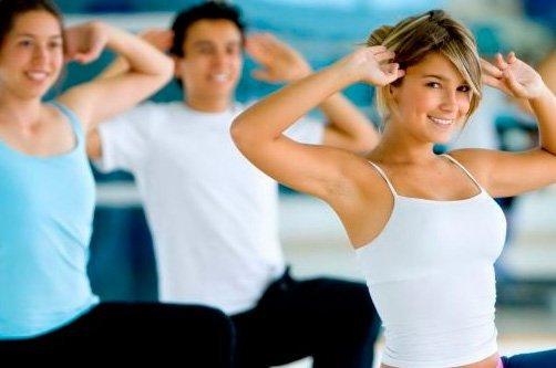 упражнения при ожирении фото