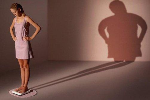 вес при анорексии фото