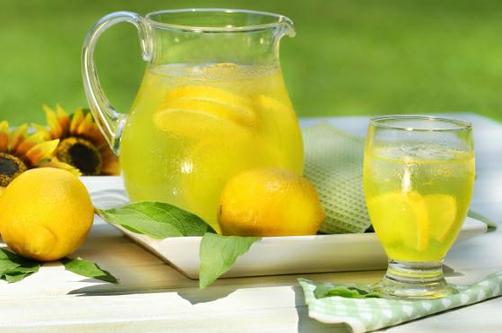 вода с лимоном для похудения фото