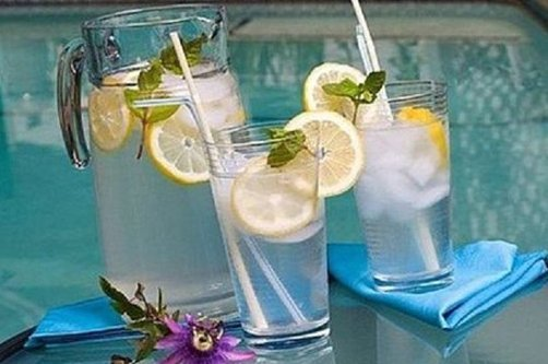 вода Сасси для похудения фото
