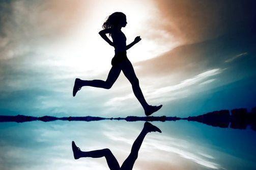 Польза бега для похудения фото