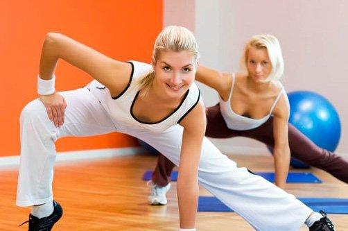 аэробные упражнения для похудения фото