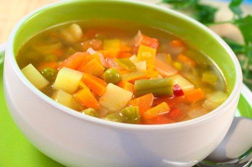 Боннский суп для похудения фото