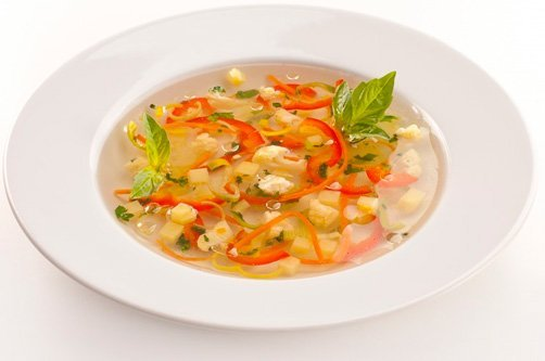 диетические супы для похудения фото