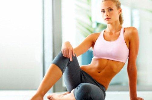 комплекс упражнений для похудения дома фото