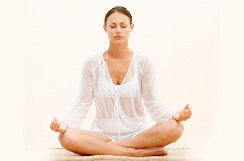 медитация для похудения фото