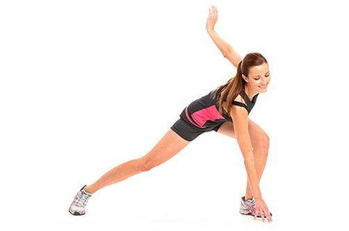 скручивания простые упражнения для похудения фото