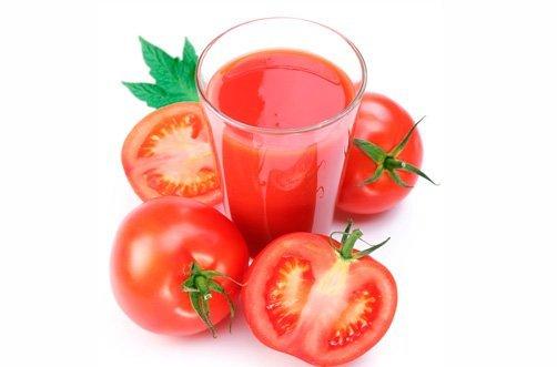 томатный сок для похудения фото