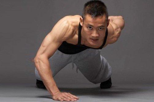 упражнения для похудения мужчин фото