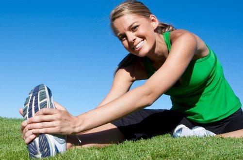 бег для начинающих для похудения фото