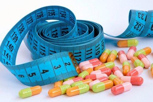 лучшие таблетки для похудения фото