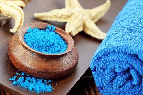 морская соль для похудения фото