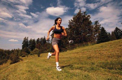 правильный бег для похудения фото