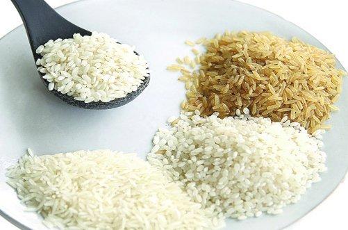 рис для похудения фото