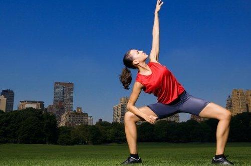 упражнения для похудения попы фото