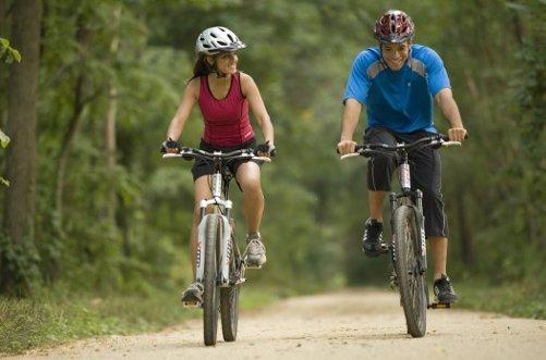 велосипед для похудения фото