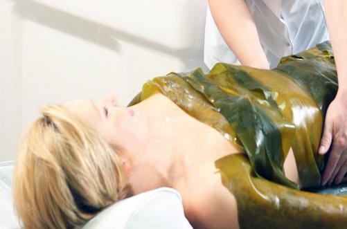 водоросли для похудения фото
