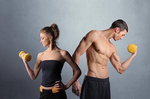 фитнес для похудения фото