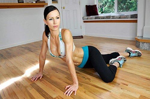 фитнес дома для похудения фото