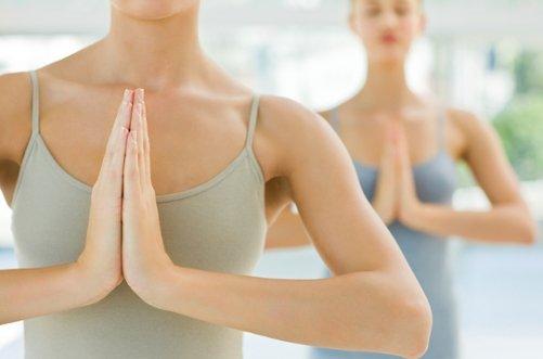 йога для похудения для начинающих фото