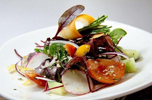 овощные салаты для похудения фото